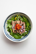 Sardine & Mizuna Salad from the fridge (m€)