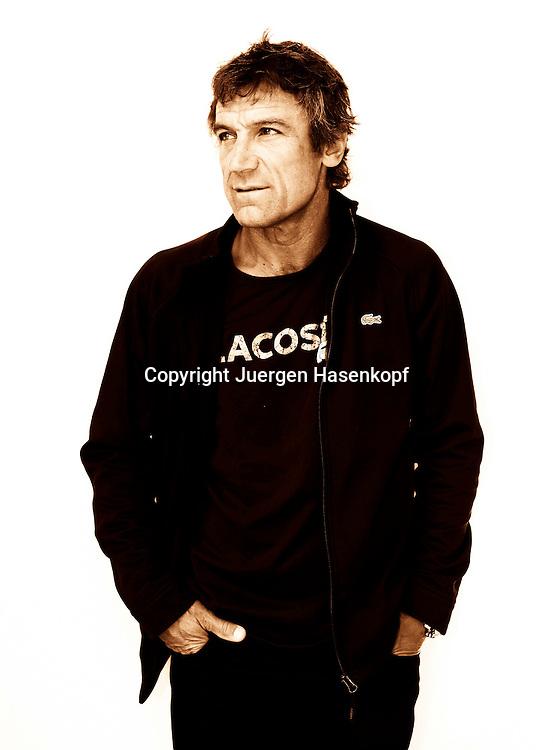 ex Tennis Profi Mats Wilander, Portrait,