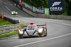 June 17, 2018 - Le Mans, France - 28 TDS RACING (FRA) ORECA 07 GIBSON LMP2 FRANÇOIS PERRODO (FRA) MATTHIEU VAXIVIERE (FRA) LOIC DUVAL  (Credit Image: © Panoramic via ZUMA Press)