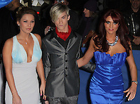 The Only Way Is Essex; Sam Faiers; Harry Derbidge; Amy Childs British Comedy Awards, O2 Arena, London, UK, 22 January 2011: Contact: Ian@Piqtured.com +44(0)791 626 2580 (Picture by Richard Goldschmidt)