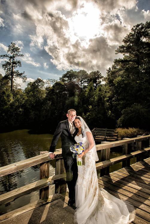 Kenny and Nicole Wedding | River Landing NC Weddings