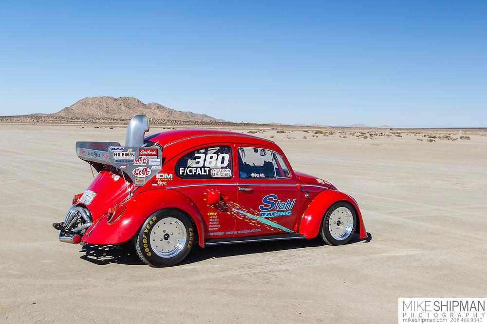 Bob Stahl Racing, 380, eng F, body, CFALT, driver Mark Olson, 110.904 mph, record 180.000