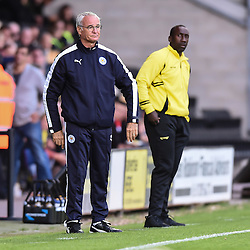 Burton Albion v Leicester City | Pre-season friendly | 28 July 2015