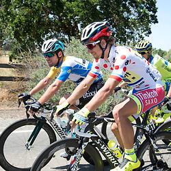 11-05-2015: Wielrennen: Amgen Tour of California: USA<br /> LODL (USA) cycling<br /> The 2nd  stage Tour of California Nevada City-Lodl<br /> Peter Sagen, Mark Cavendish