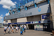 The Den football ground before the EFL Sky Bet League 1 match between Millwall and Oldham Athletic at The Den, London, England on 6 August 2016. Photo by Bennett Dean.