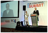 SportsCoach UK Coaching Summit. Glasgow Tues 28-4-09