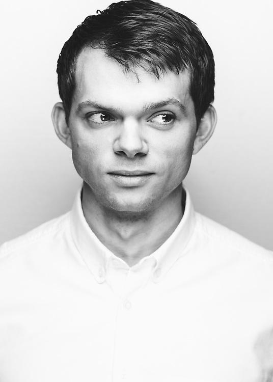 Skuespiller Sigurd Holmen le Dous (Foto: HEIN Photography)