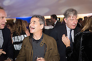 HARRY HANDELSMAN; DEYAN SUDJIC, Alexandra Shulman, Sir Terence Conran and Deyan Sudjic co -host the opening party of the new Design Museum  in the former Commonwealth Institute pavilion, High Street Kensington London. 22 November 2016.