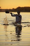Kayaking on the Oklahoma River