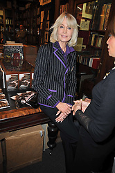 Mirja Sachs at a party to celebrate the publication of Maryam Sach's novel 'Without Saying Goodbye' held at Sotheran's Bookshop, 2 Sackville Street, London on 10th November 2009.