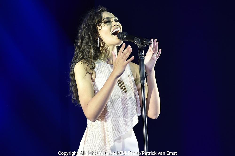 Optreden Romy Monteiro