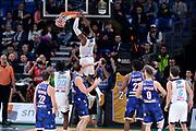 Dominique Sutton<br /> Banco di Sardegna Sassari - Happy Casa Brindisi 2019-2020<br /> Zurich Connect Final Eight 2020<br /> Quarti di Finale<br /> Pesaro 14/02/2020<br /> Foto : Ivan Mancini / Ciamillo