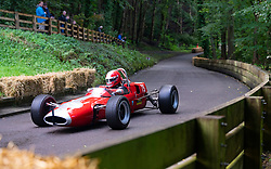 Boness Revival hillclimb motorsport event in Boness, Scotland, UK. The 2019 Bo'ness Revival Classic and Hillclimb, Scotland's first purpose-built motorsport venue, it marked 60 years since double Formula 1 World Champion Jim Clark competed here.  It took place Saturday 31 August and Sunday 1 September 2019. 75 Malcolm Thorne Lotus Type 35