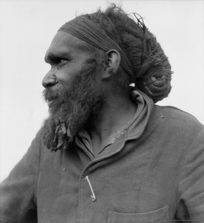 Australian Aboriginal Man, Central Australia, 1930