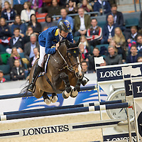 Longines FEI World Cup Jumping Final - Round 2 - Gothenburg 2016