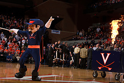 The Virginia Cavaliers fell to the #13 ranked Wake Forest Demon Deacons 70-60 at the John Paul Jones Arena on the Grounds of the University of Virginia in Charlottesville, VA on February 28, 2009.