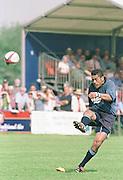 Henley Hawks, Rotherham, ADP Div 2, 6-5-2000, Mike Umaga. Dry Leas, Henley. Oxon. [Mandatory Credit: Peter Spurrier; Intersport Images].