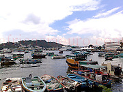 Fishing Harbor, Cheung Chau Island