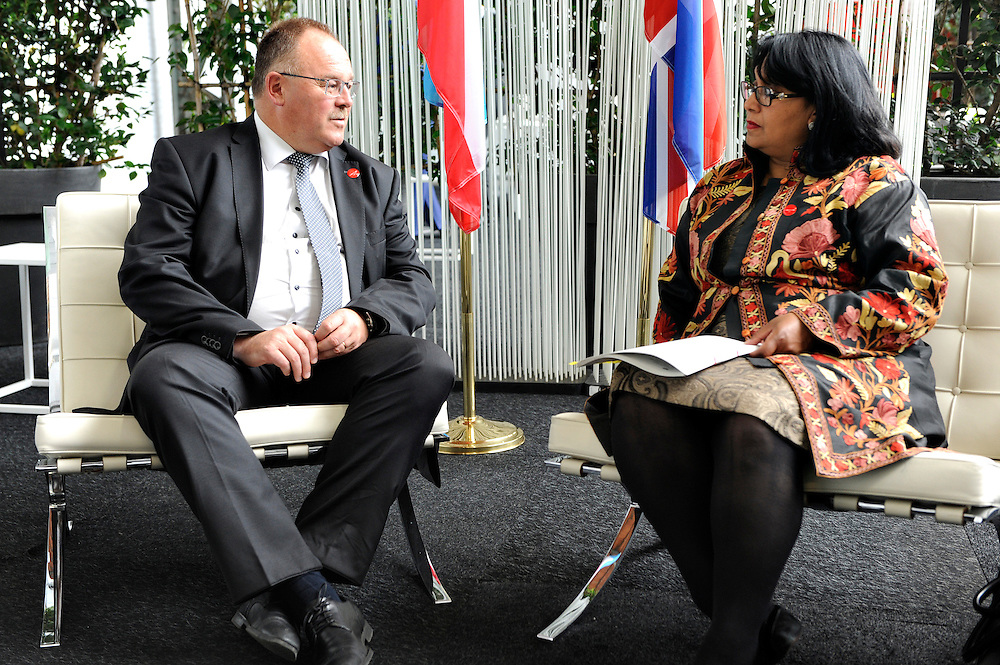 20150603- Brussels - Belgium - 03 June2015 - European Development Days - EDD  - Baroness Verma Uk and Schneider Luxembourg © EU/UE