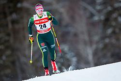 Antonia Fraebel (GER) during FIS Cross-Country World Cup Planica 2018, on January 21, 2018 in Planica, Kranjska Gora, Slovenia. Photo by Ziga Zupan / Sportida