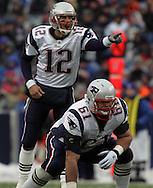 Tom Brady reads the defense, New England Patriots @ Buffalo Bills, 11 Dec 05, 1pm, Ralph Wilson Stadium, Orchard Park, NY