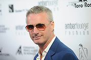 May 23, 2014: Monaco Grand Prix: Eddie Irvine (GBR) at the Amber Lounge Fashion Show.