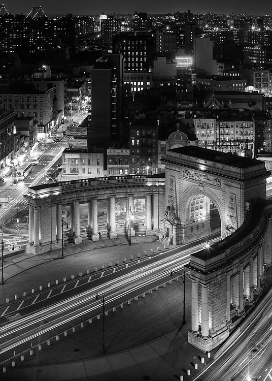 One of the things I really enjoy about NYC is the abundance of architectural variance.<br />