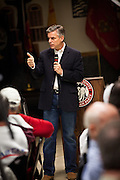 Republican presidential candidate Gov. Jon Huntsman speaks to republican supporters at a breakfast event on December 3, 2011 in Goose Creek, South Carolina.