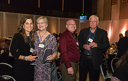 Alumni awards and donor banquet at PLU, Friday, Oct. 14, 2016. (Photo: John Froschauer/PLU)