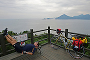 Sinseondae Bay, Geoje Island, South Korea