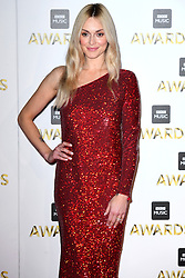 Fearne Cotton attending the BBC Music Awards at the Royal Victoria Dock, London. PRESS ASSOCIATION Photo. Picture date: Monday 12th December, 2016. See PA Story SHOWBIZ Music. Photo credit should read: Ian West/PA Wire