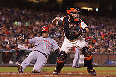 20150914 - Cincinnati Reds at San Francisco Giants