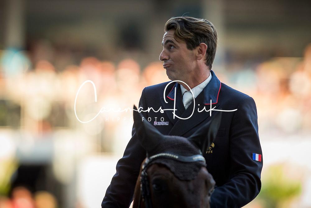 Serre Arnaud (FRA) - Robinson De Lafont De Massa <br /> CDIO5 Grand Prix Freestyle <br /> CHIO Rotterdam 2014<br /> © Dirk Caremans