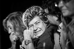 Potenza (PZ) 26.09.2012 - Susanna Camusso, segratario generale Cgil interviene a Potenza in un incontro su diritti e lavoro. Foto Giovanni Marino