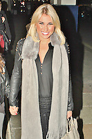 LONDON - November 14: Billie Faiers at Children in Need POP goes the Musical: Shrek The Musical (Photo by Brett D. Cove)