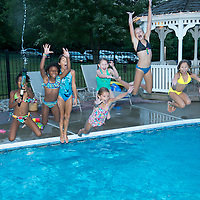 Hill's Gymnastics Level-4 Pool Party