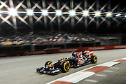 September 18-21, 2014 : Singapore Formula One Grand Prix - Jean-Eric Vergne (FRA), Toro Rosso-Renault