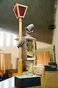 Israel, Ein Hod Artists village, The Nisco Museum of Mechanical Music
