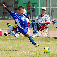 05-02-15 Berryville Storm (Blue Team) 10 & Under vs. Eureka Springs
