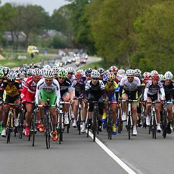 60e ronde van Overijssel passage Vredesbrug tussen Enter en Bornerbroek