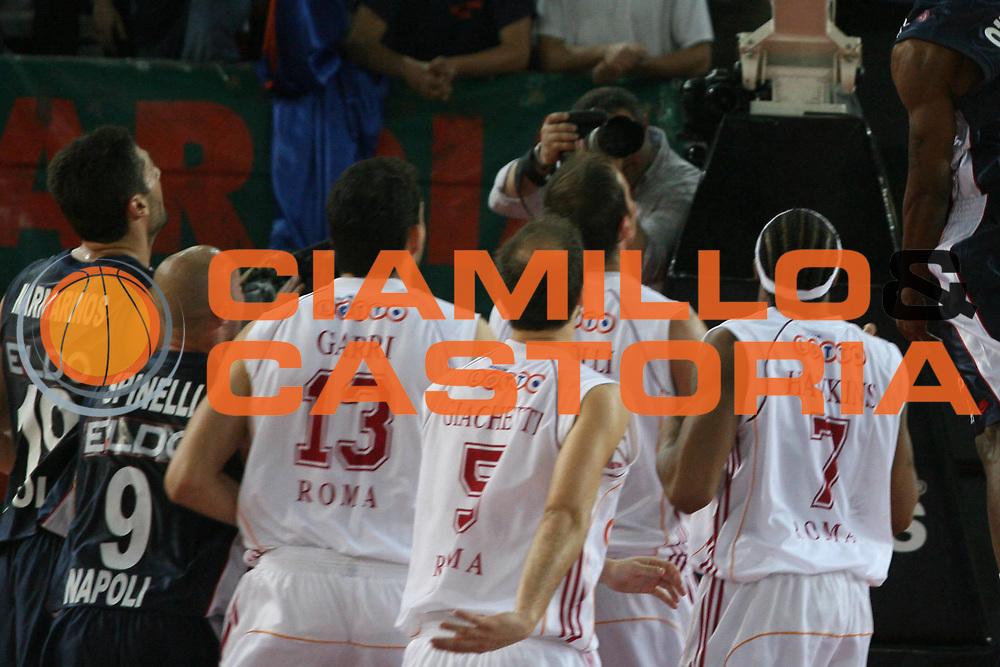 DESCRIZIONE : Roma Lega A1 2006-07 Playoff Quarti di Finale Gara 1 Lottomatica Virtus Roma Eldo Napoli<br />GIOCATORE : Garri Giachetti Hawkins<br />SQUADRA : Lottomatica Virtus Roma<br />EVENTO : Campionato Lega A1 2006-2007 Playoff Quarti di Finale Gara 1 <br />GARA : Lottomatica Virtus Roma Eldo Napoli<br />DATA : 16/05/2007 <br />CATEGORIA : Curiosita<br />SPORT : Pallacanestro <br />AUTORE : Agenzia Ciamillo-Castoria/G.Ciamillo