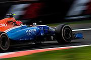 October 28, 2016: Mexican Grand Prix. Esteban Ocon, Manor Marussia F1 Team