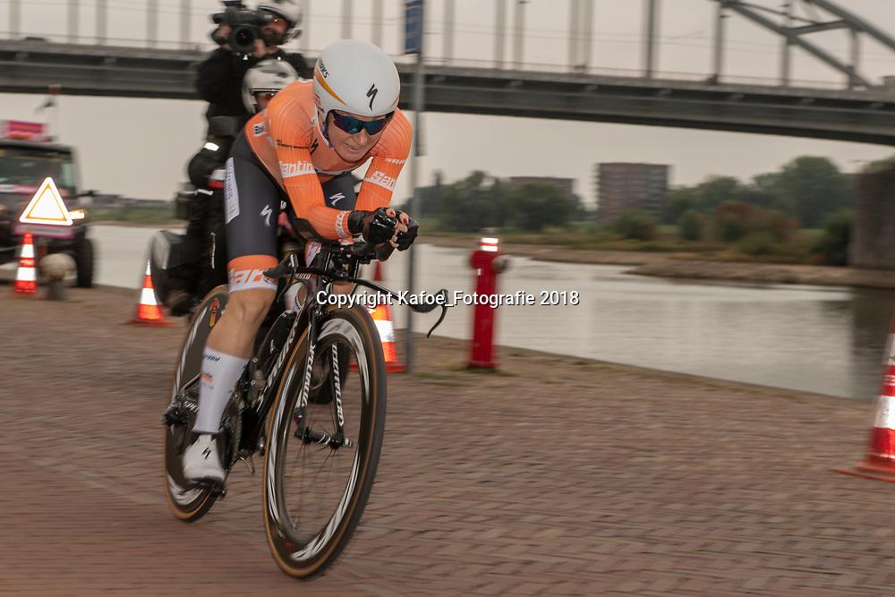 28-08-2018: Wielrennen: Ladies Tour: Arnhem<br /> Amy Pieters