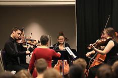 Dual-Level Chamber Music Master Class