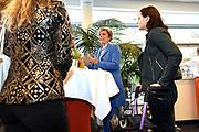 Prinses Laurentien houdt een openingstoespraak op het internationale congres over hoger onderwijs voor studenten met een beperking. Twee dagen lang praten onderwijsprofessionals uit binnen- en buitenland over de toegankelijkheid van hoger onderwijs, maar ook over studentenwelzijn.<br /> <br /> Princess Laurentien gives an opening speech at the international conference on higher education for students with a disability. For two days, educational professionals from the Netherlands and abroad talk about the accessibility of higher education, but also about student well-being.