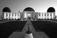 Griffith Observatory in Los Angeles' Griffith Park.