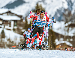 23.02.2019, Langlauf Arena, Seefeld, AUT, FIS Weltmeisterschaften Ski Nordisch, Seefeld 2019, Skiathlon, Herren, 30km, im Bild Alex Harvey (CAN) // Alex Harvey of Canada during the men's 30km Skiathlon competition of the FIS Nordic Ski World Championships 2019. Langlauf Arena in Seefeld, Austria on 2019/02/23. EXPA Pictures © 2019, PhotoCredit: EXPA/ Stefan Adelsberger
