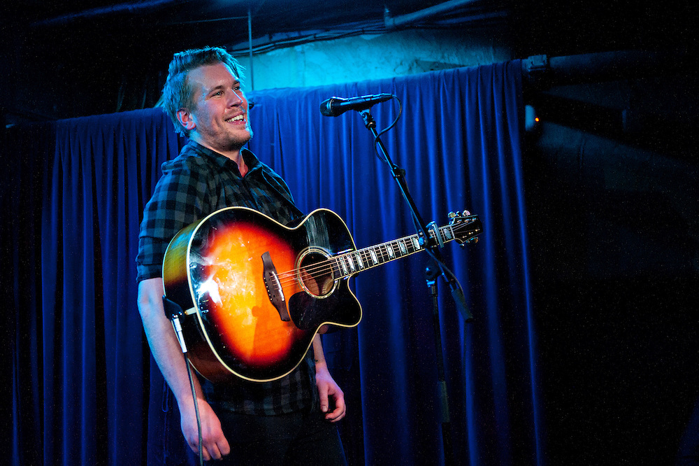 Rob Lynch, live at The Borderline, London on 24/01/15
