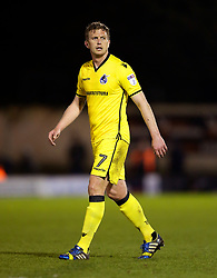 Lee Mansell of Bristol Rovers - Mandatory by-line: Matt McNulty/JMP - 14/03/2017 - FOOTBALL - Gigg Lane - Bury, England - Bury v Bristol Rovers - Sky Bet League One