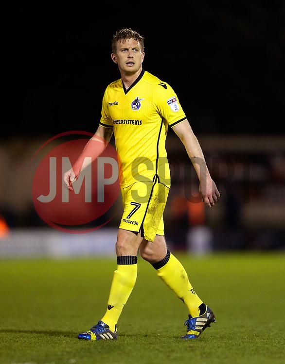 Lee Mansell of Bristol Rovers - Mandatory by-line: Matt McNulty/JMP - 14/03/2017 - FOOTBALL - Gigg Lane - Bury, England - Bury v Bristol Rovers - Sky Bet League One